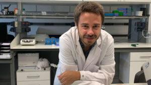 César Serrano, investigador del sarcoma en el VHIO