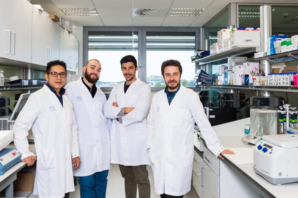 Grupo de investigación del sarcoma en el VHIO
